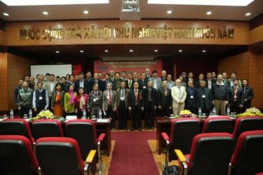 Nhóm nghiên cứu VQG Phong Nha – Kẻ Bàng tham dự Hội thảo khoa học toàn quốc lần thứ 2 Hệ thống bảo tàng thiên nhiên Việt Nam